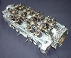 The block of cylinders - Mercedes's repair