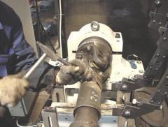 Repair of RENO driveshafts
