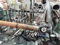 Repair of driveshafts ZIL