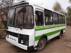 Body repair of PAZs buses