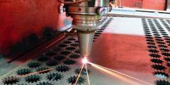 Cutting of the ChPU Ukraine sheet metal Belarus