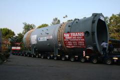 Transport av tunga laster