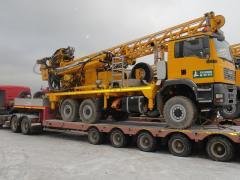 Перевозка негабаритных грузов международная