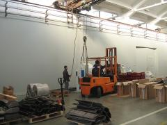 Storage, warehouse services