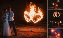 Фаер шоу Черкассы ! Лучшая огненная шоу-программа для Вас !