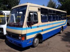 Ремонт автобусов Эталон