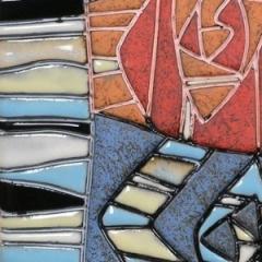 Изготовление декоративных панно из керамики