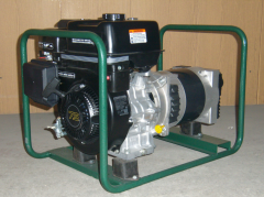 Rent of the gasoline-driven generator 4 of kW 1f