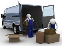 Vrachtvervoervan de autos