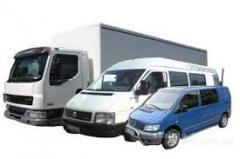 Cargo transportation from Kirovohrad to