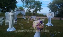 Свадебные ангелы ! Живые статуи на Вашей свадьбе !