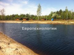 Устройство озер по Киеву и области