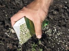 Услуга по подкормке растений минеральными и органическими удобрениями