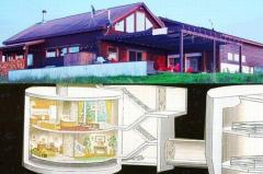 Персональные защитные бункера и убежища