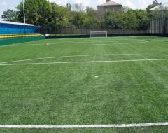 Строительство мини-футбольных площадок