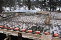 Проектирование, изготовление и монтаж межэтажных перекрытий