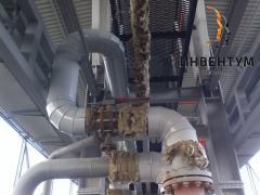 Heat-insulating works
