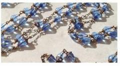 Ремонт и реставрация бус, ожерелий