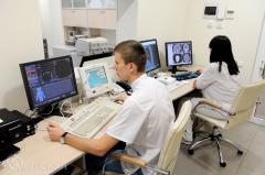 Компьютерная томография одного отдела позвоночника