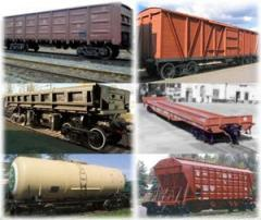 Залізничні перевезення збірних вантажів