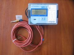 Installation of kvartiny heat meters to Cherkasy.