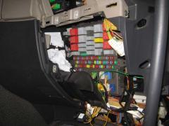 Монтаж GPS оборудования
