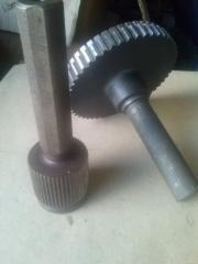 Let's make calibers (carving, shlitsevy)