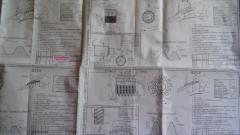 We design the tool according to drawings of a