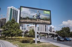 Дизайн наружной рекламы (создать баннеры, ...