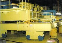 Equipment of the crane weigher