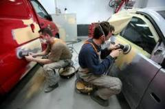 Локализация очагов коррозии кузова автомобиля