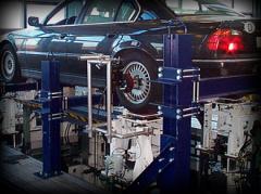 Устранение люфтов в подвеске автомобиля