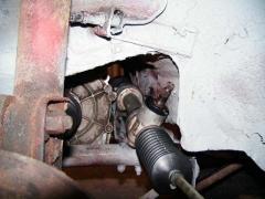 Промывка системы рулевого управления