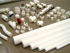 Материалы для отопления и водоснабжения