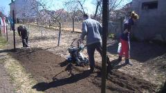 Cultivator rent, hire