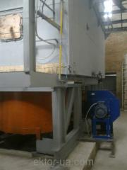 Transfer of boilers into combustion of biofuel
