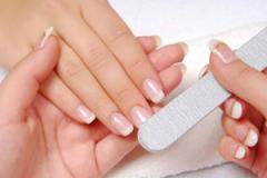Polishing of nails Kiev of Novopecherskiye are