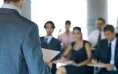 Подготовка и обучение частных детективов