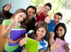 Language school, French language courses