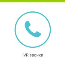 Услуги Call-центра. IVR звонки.