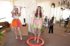 Шоу гигантских мыльных пузырей в Кировограде