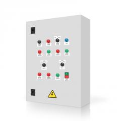 Проектування шаф управління та автоматики
