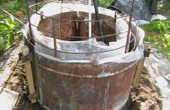 Deepening of wells