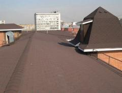 Works are roofing