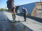 Services in isolation, waterproofing