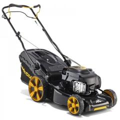 Rent of a petrol lawn-mower. Hire of a lawn-mower.