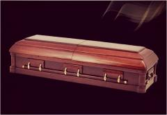 Отделка гробов