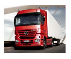 Монтаж GPS терминала грузовой автомобиль