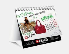 Дизайн и печать календарей Киев Украина