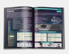 Design and production of catalogs, booklets and